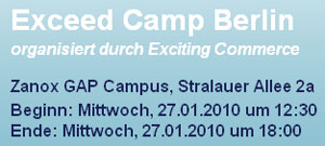 Exceed Camp Berlin
