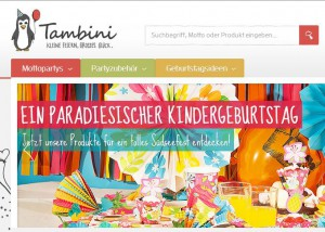 Tambini-Start