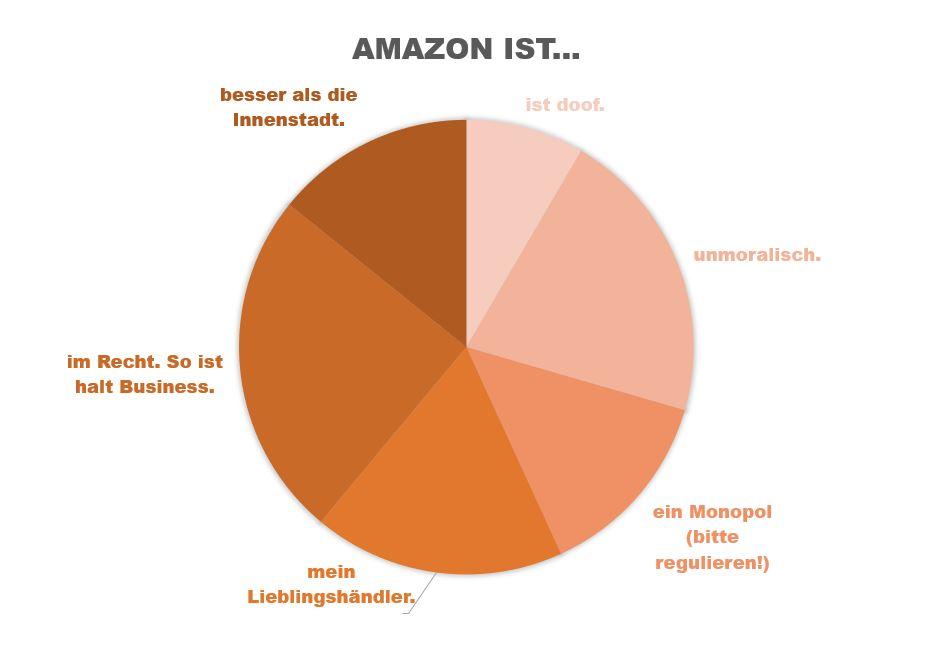 b122c62189cde Amazon ist a) unmoralisch b) im Recht oder c) besser als die ...